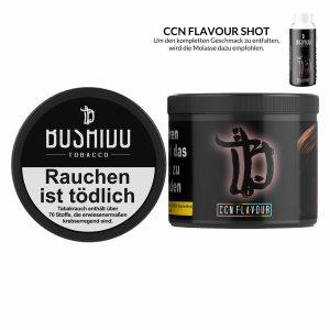 Bushido CCN Flavour 200g