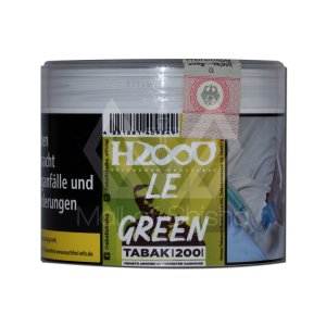 Hasso Le Green 200g