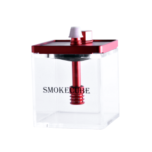 Smoke Cube MC 02 - red