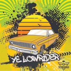 The Don Hookah Ye Lowrider 200g