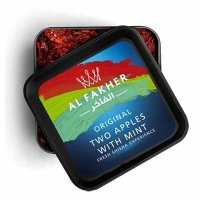 Al Fakher Core Two Apples with Mint 200g