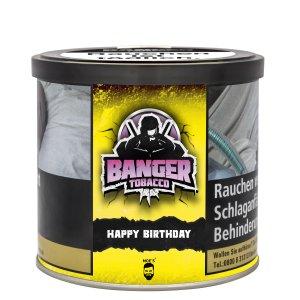 Banger Happy Birthday 200g