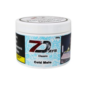 7Days Classic Cold Melo 200g