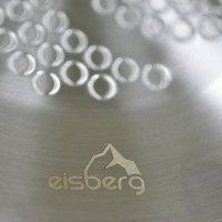 Eisberg Kohleteller V2A - ø ca. 21 cm
